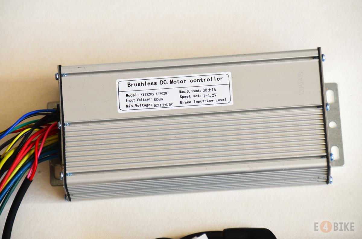 Простые и дешёвые контроллеры MXUS 48V 30A [Мск + пересыл]