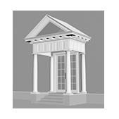 Инструкция по монтажу фасадной лепнины