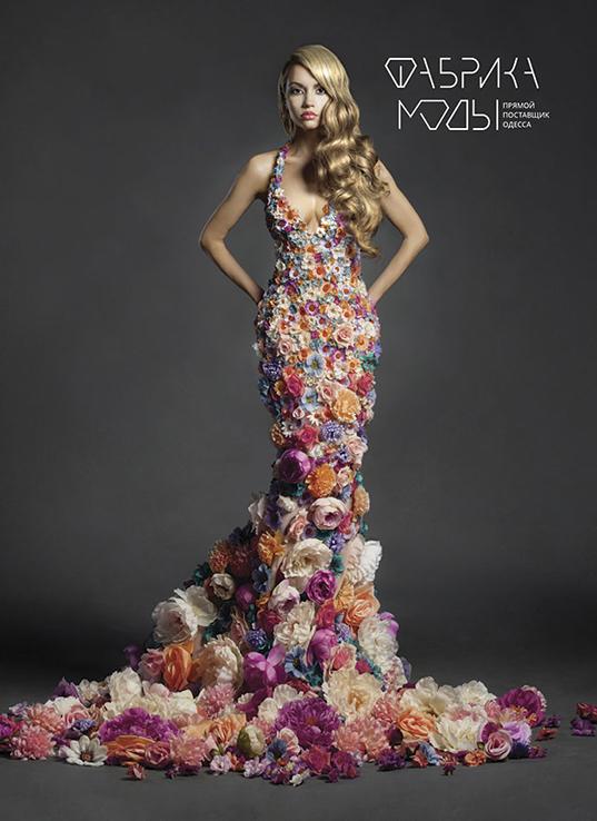 e92255a3442 Купить вечерние платья больших размеров для полных женщин в  интернет-магазине Фабрика Моды