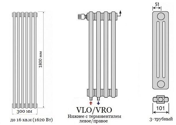 3180-6-VLO/VRO
