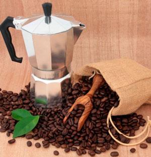Гейзерные кофеварки в интернет-магазине nlozhka.com.ua