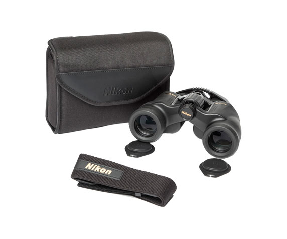 Комплект поставки бинокля Nikon Aculon A211 7x35