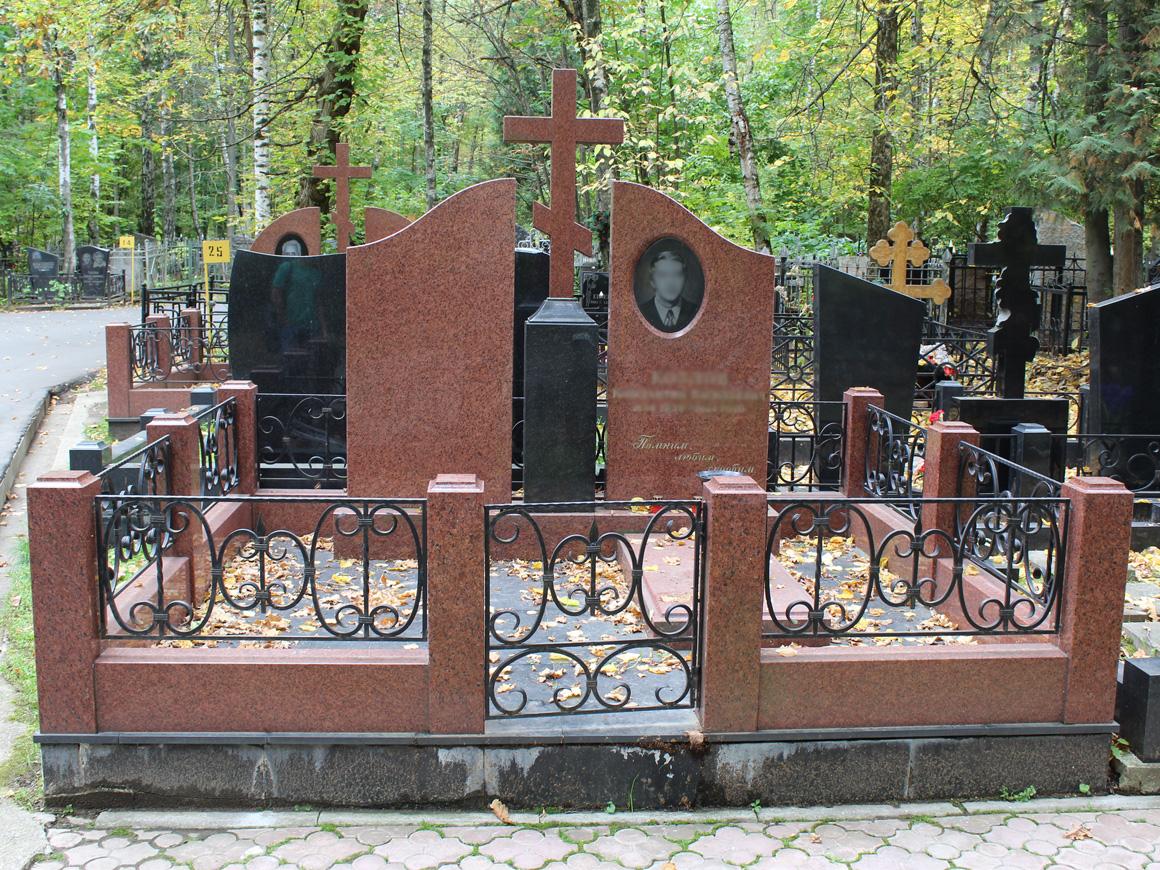Лезниковский гранит комплекс на могилу