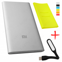 Xiaomi Mi Power Bank 5000 салатовый