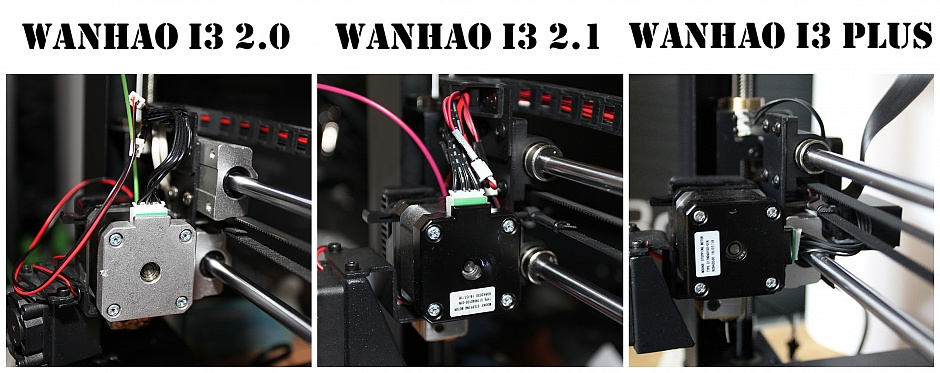 Различия wanhao duplicator