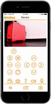 iPLUS S5 Робот пылесос Distantsionnoe-upravlenie