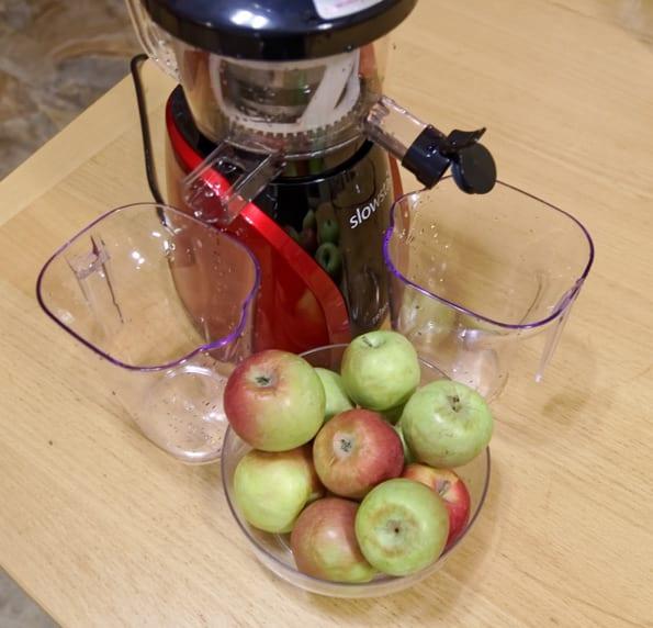 Яблочное пюре Slowstar