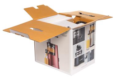Соковыжималка Hurom Alpha Plus H-AA в коробке