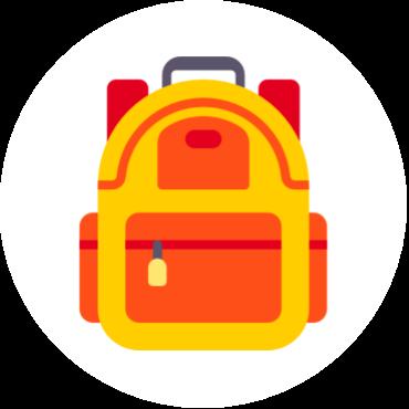 Рюкзаки и сумочки для детей