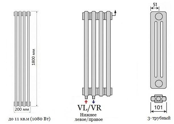 3180-4-VL/VR